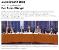 AfD- Atom-Klüngel
