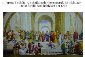 Jap. Bischöfe gegen AKW